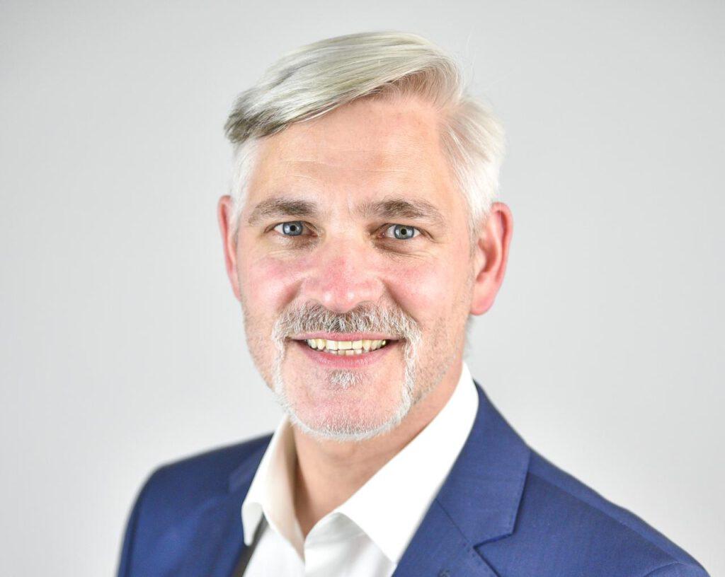 Porträtbild des Kandidaten Stefan Krumm-Dudenhausen